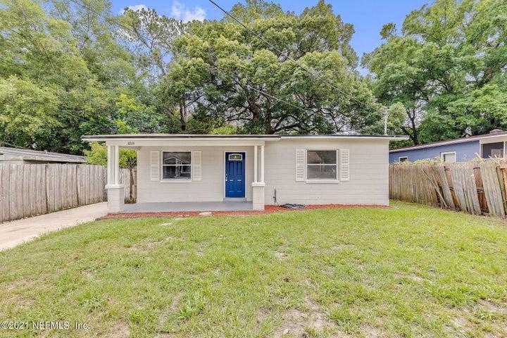 3224 MYRA ST, JACKSONVILLE, FL 32205