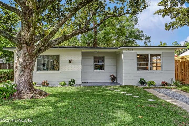 4317 SHIRLEY AVE, JACKSONVILLE, FL 32210