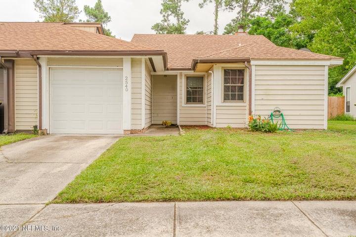 2540 WHITE HORSE RD W, JACKSONVILLE, FL 32246