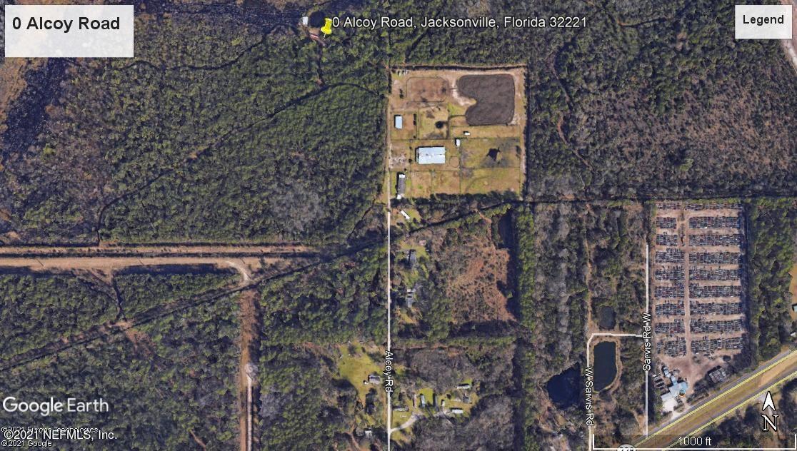 0 ALCOY RD, JACKSONVILLE, FL 32221