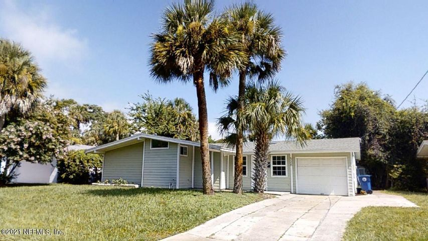 528 BOWLES ST, NEPTUNE BEACH, FL 32266