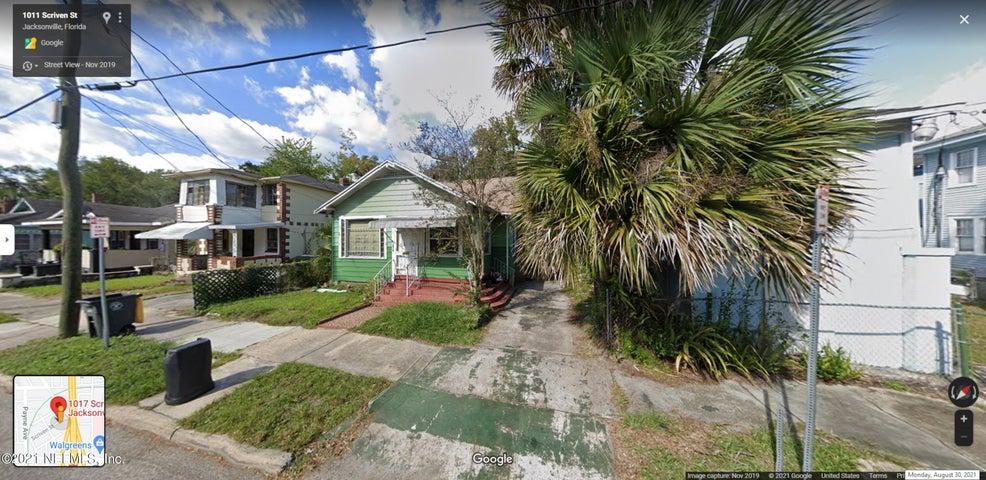 1017 SCRIVEN ST, JACKSONVILLE, FL 32209