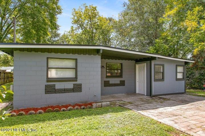 2952 W 8TH ST, JACKSONVILLE, FL 32254