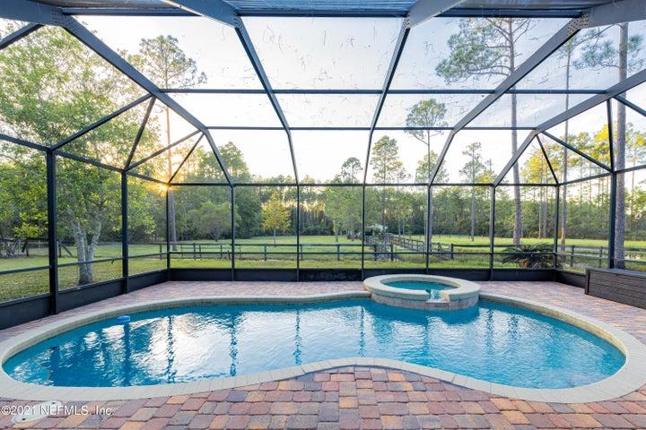 Gorgeous Pool View-Sunset Skies-Paver deck, screen enclosure