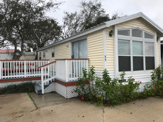 St Augustine Beach, FL 1 Bedroom Home For Sale
