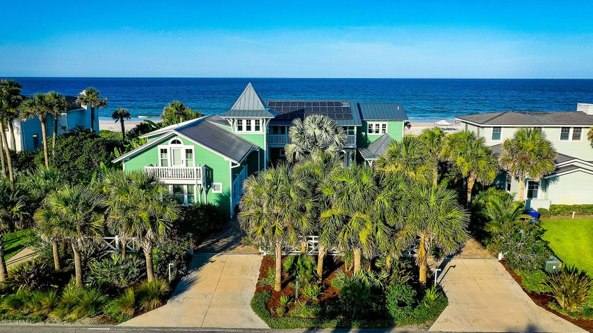 Direct oceanfront with gated entry