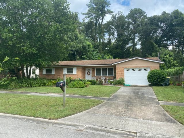 This home was renovated 10 years ago under a city program which did the following:  New A/C, New Roof, New Windows and Sliding Door, Updated Electric, Replumbed, New Septic, Remodeled the Kitchen.  This home is waiting for your buyer!