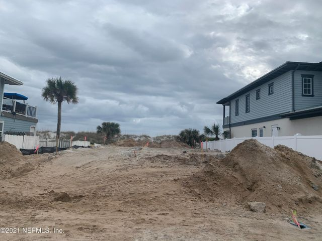 New Construction! Oceanfront home w/stunning views in the highly desirable Neptune Beach. Can you imagine 120 ft on the ocean in Neptune Beach? Here it is. The design of this home captures ocean views from every room. Enjoy biking to shopping, dining and the outdoor lifestyle in Jacksonville's premier coastal community. House plans and spec are available. Permits are completed, construction has started.