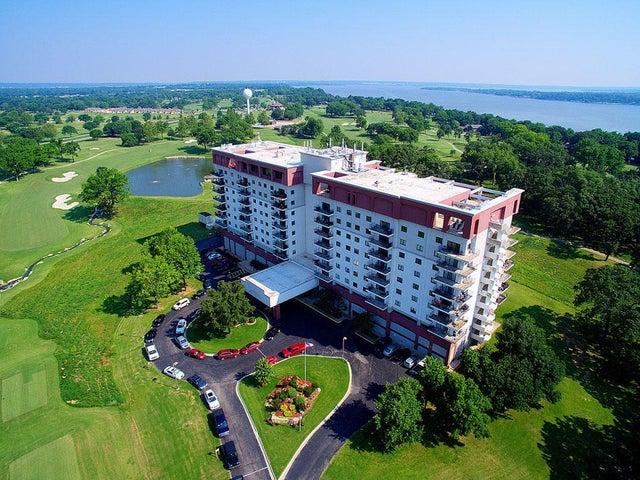 Vista Towers Aerial