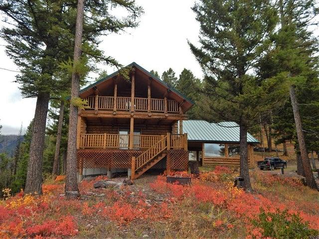 1536 Elkhorn Road, Seeley Lake, MT 59868