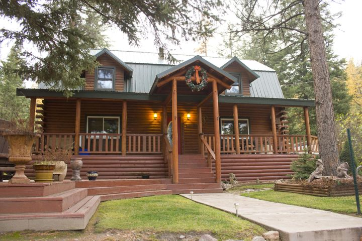 21220 Ranch Court, Huson, MT 59846