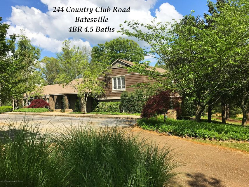 244 Country Club, Batesville, MS 38606