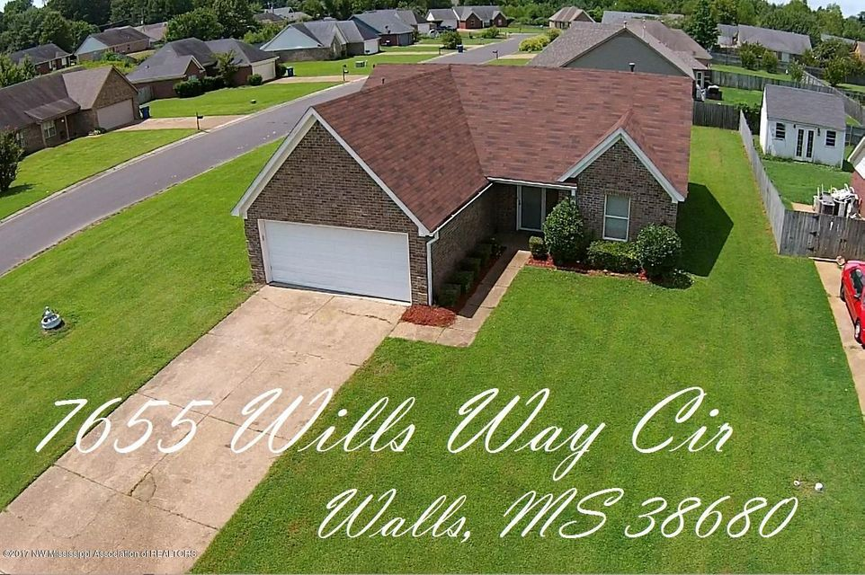 7655 E Wills Way Circle, Walls, MS 38680