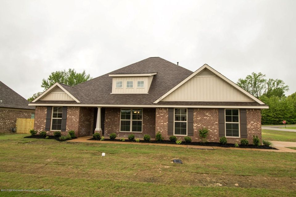 New Construction Homes Desoto County MS - Crye Leike Realtors