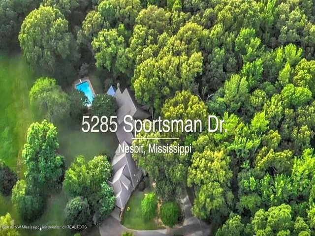 5285 Sportsman Drive, Nesbit, MS 38651
