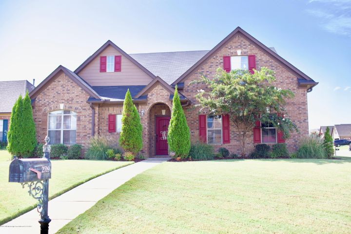 2719 Russum Drive, Southaven, MS 38672