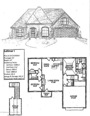 2585 N Dawnwood Circle, Southaven, MS 38672