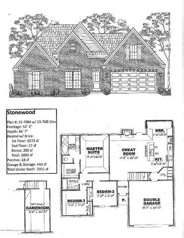 3790 W Dawnwood Circle, Southaven, MS 38672