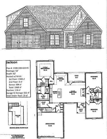 3802 W Dawnwood Circle, Southaven, MS 38672