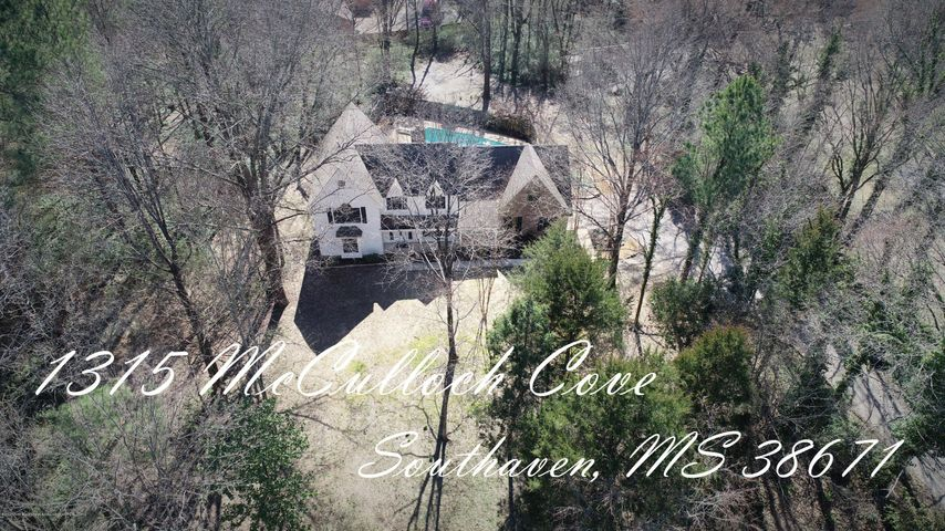 1315 McCulloch Cove, Southaven, MS 38671