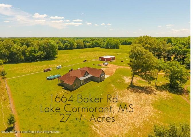 1664 Baker Road, Lake Cormorant, MS 38641