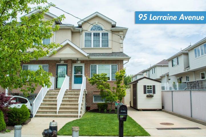 95 Lorraine Avenue, Staten Island, NY 10312