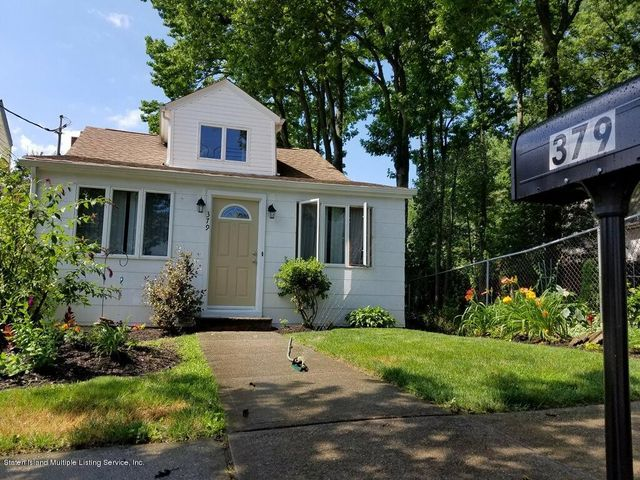 WELCOME TO 379 SHIRLEY AVENUE!