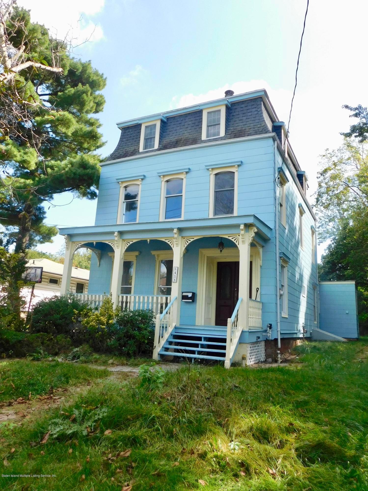 6458 Amboy Road, Staten Island, NY 10309
