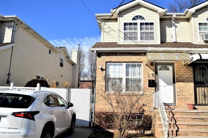 167 Oakdale Street, Staten Island, NY 10308