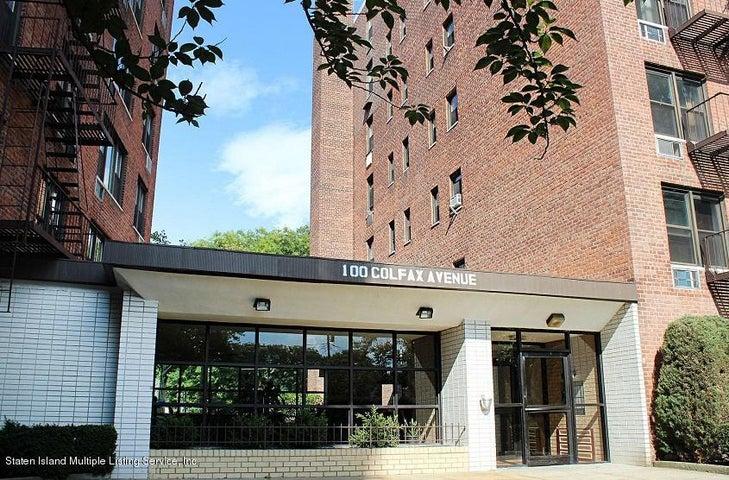 100 Colfax Avenue, 6-H, Staten Island, NY 10306
