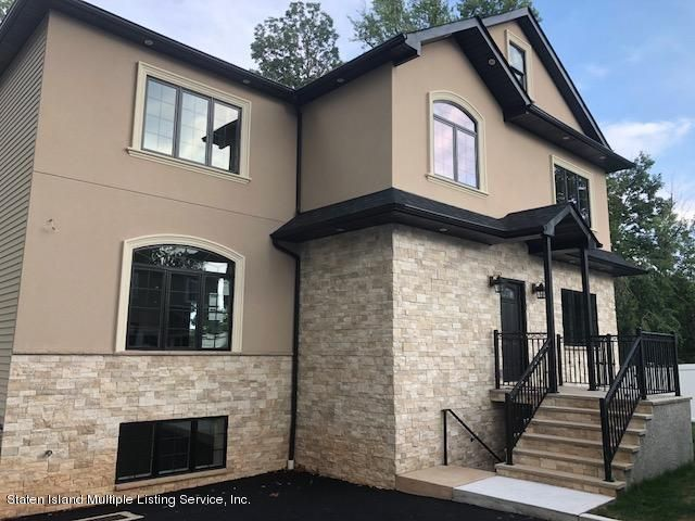 Outstanding Two Family New Construction ...