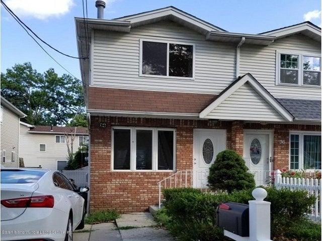 34 Edison Street, Staten Island, NY 10306