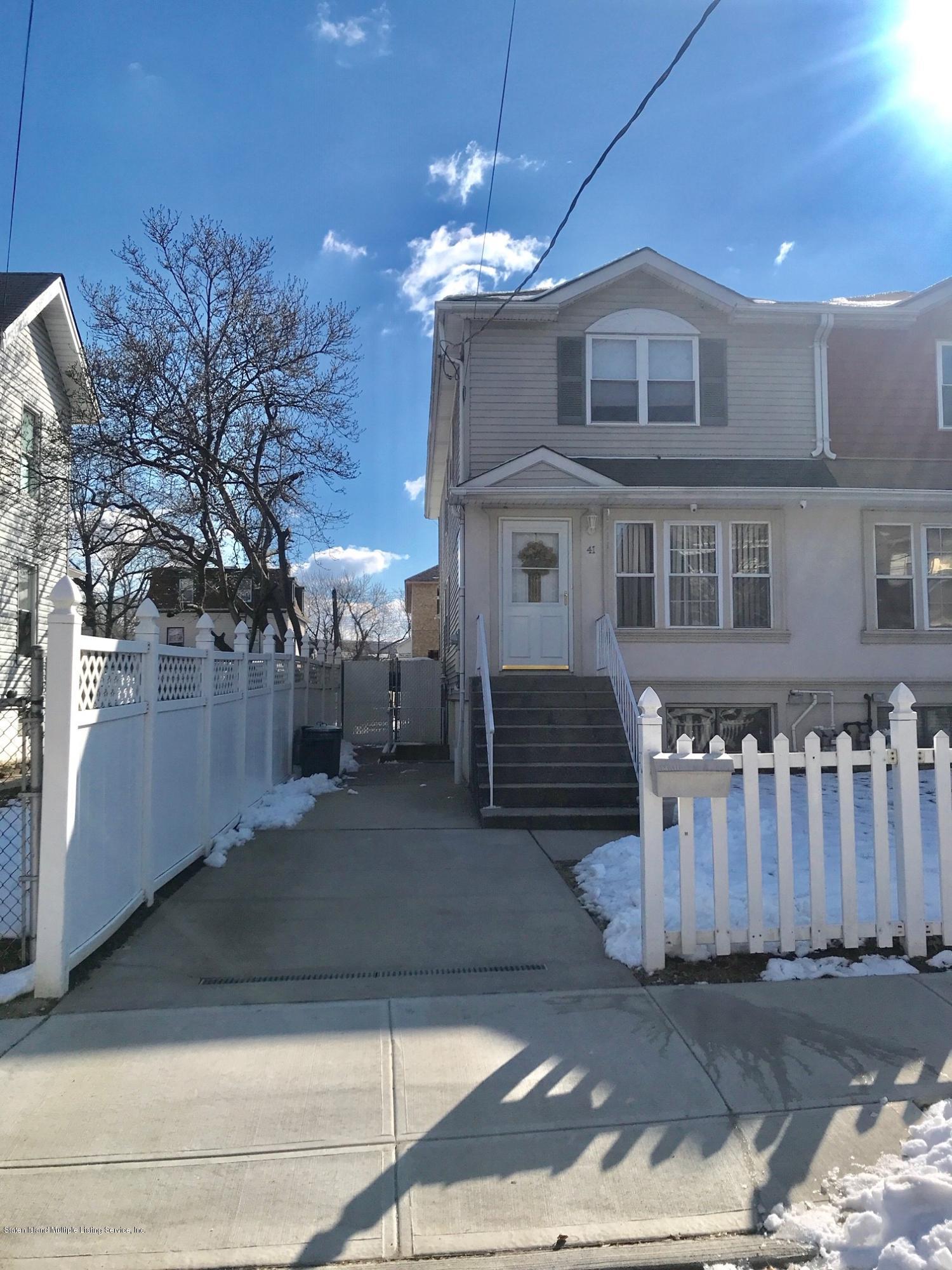 41 Simonson Avenue, Staten Island, NY 10303