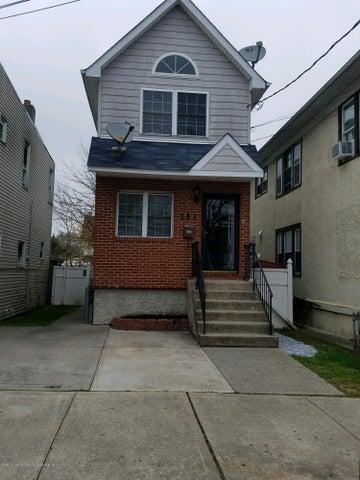 153 Blackford Avenue, Staten Island, NY 10302