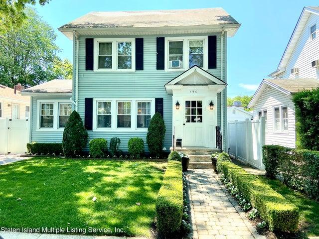 196 Jacques Avenue, Staten Island, NY 10306