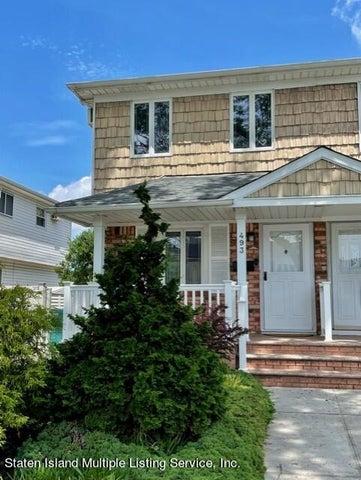 493 Leverett Avenue, Staten Island, NY 10312