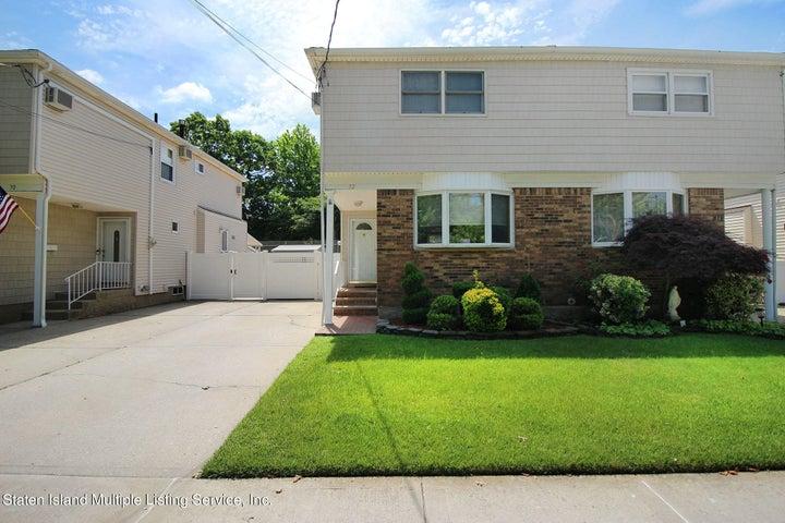 32 Wilson Avenue, Staten Island, NY 10308