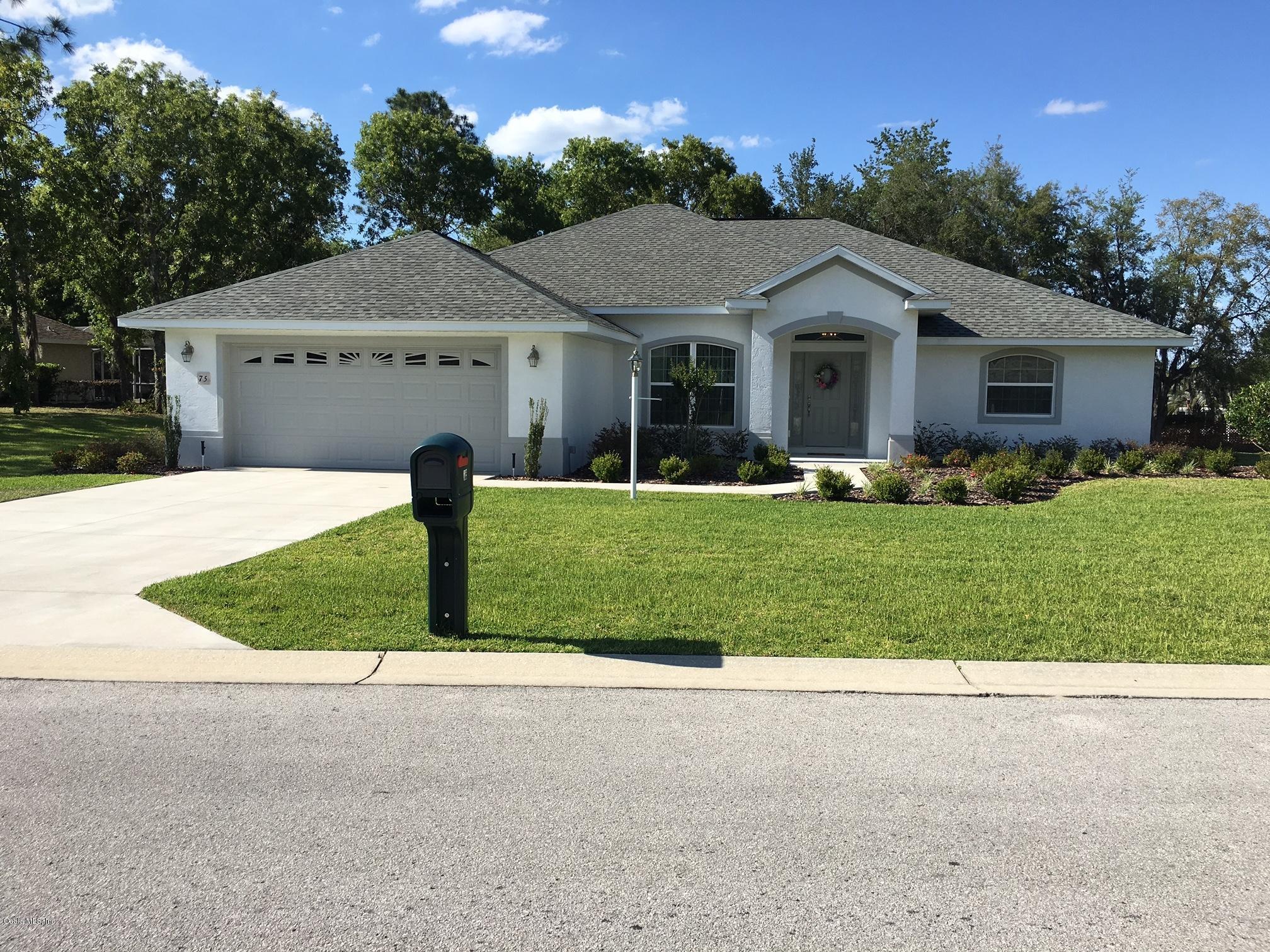 75 Golf View Drive, Ocala, FL 34472