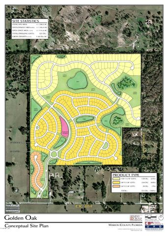 Potential Site Plan for Future Community.