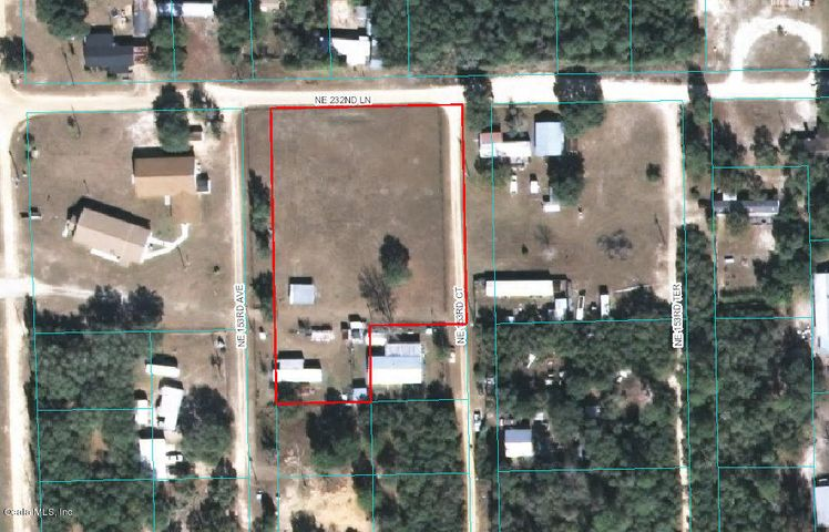 23213 NE 153rd Avenue, Fort McCoy, FL 32134