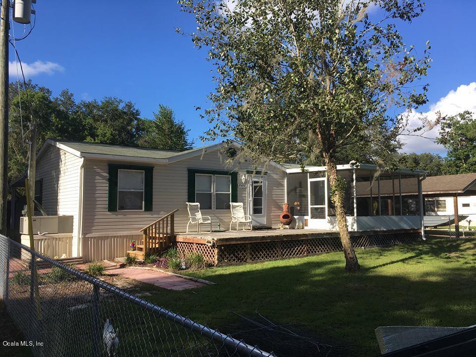 23651 NE 134th Lane Road, Salt Springs, FL 32134