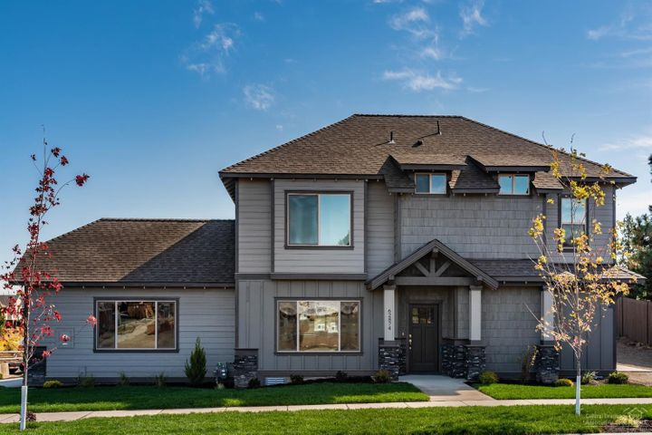 Exterior photos are of same floor plan, different home. Finishes may vary.