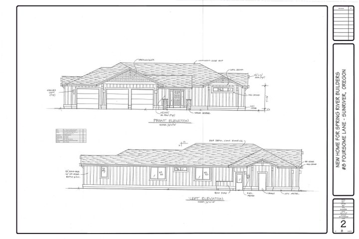 17921 Foursome Lane, Sunriver, OR 97707