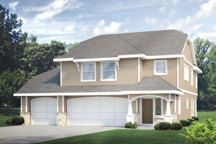 Artists' Rendering; home is under constr