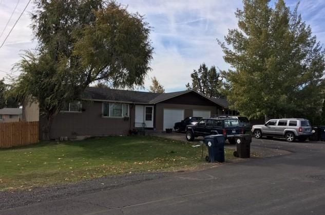 Well maintained Duplex w room to add units on this .45 acre lot in the Opportunity Zone. Two 2 Bedroom, 1 Bath units with Laundry. Newer roof & exterior paint, vinyl windows and updated kitchens. Seller wishes to carry a contract. Call for terms. Please do not disturb tenants.