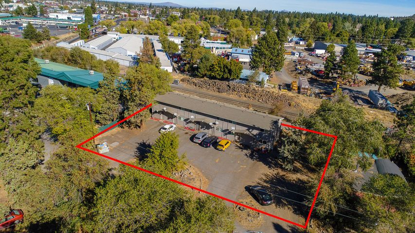Rare opportunity to purchase a six-plex in a hot rental market.  Well managed property located in the heart of Bend.  Some of the units have been remodeled/upgraded.  Rents are all under $1,000 providing affordable housing to the underserved working class of Bend.  Rents will be increased on each turnover.  Ample parking. 5% cap rate based on actual rents.Located directly next door to Army Surplus Store.