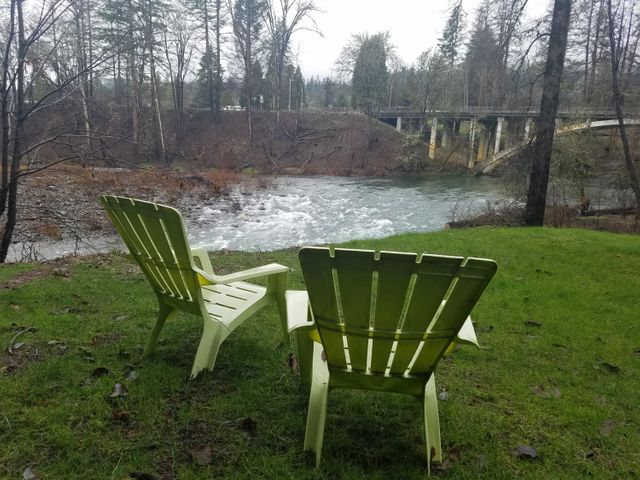 2+ acres with frontage on the Little North Fork of the Santiam River! Existing shop building on site. Public water to the property. Listing is actually in the city of Lyons. Had to use Mil City as it is the closest incorporated city.
