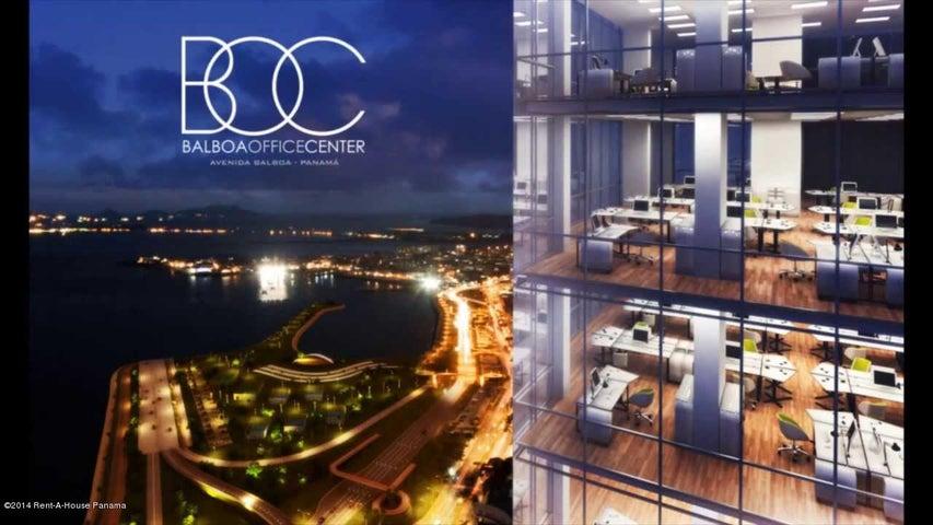 Oficina Panama>Panama>Balboa - Venta:177.494 US Dollar - codigo: 14-408
