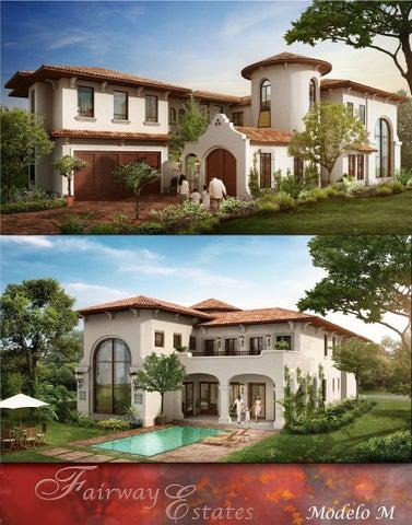 Casa Panama>Panama>Santa Maria - Venta:1.893.628 US Dollar - codigo: 14-1106
