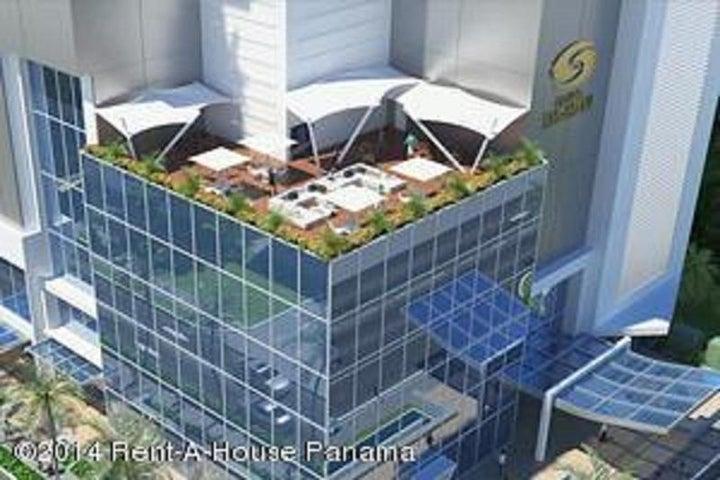 Oficina Panama>Panama>Obarrio - Venta:368.335 US Dollar - codigo: 14-890